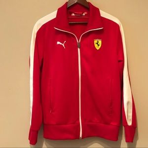 Men's Puma Ferrari Jacket